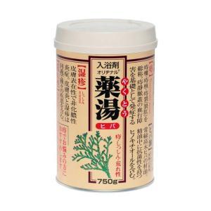 オリヂナル薬湯 ヒバ 750G