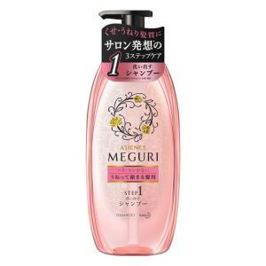アジエンス MEGURI(メグリ) 絡まる髪用 シャンプー 本体 430ml|sundrugec