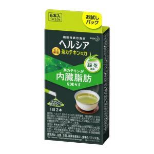 「内臓脂肪を減らす」茶カテキンを配合。<br>内臓脂肪が気になる方に。(機能性表示食品)