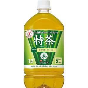 サントリー伊右衛門特茶1L×12本(ケース)買うならサンドラッグ!!
