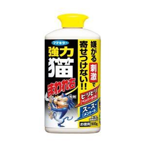 フマキラー 強力 猫まわれ右粒剤 900g