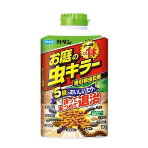 フマキラー カダン お庭の虫キラー誘引殺虫粒剤 700g