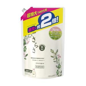 P&G さらさ洗剤ジェル つめかえ超特大サイズ 1640g|サンドラッグe-shop