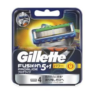 P&G ジレット フュージョン5+1 プログライドフレックスボールパワー4B 替刃4個入