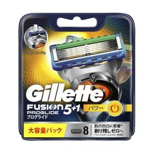 P&G ジレット フュージョン5+1 プログライドフレックスボールパワー8B 替刃8個入