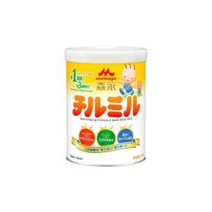 チルミルは、満1歳頃から3歳頃までの乳児用に大切な栄養をバランスよく配合したフォローアップミルクです...
