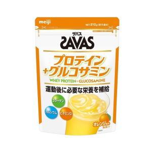 ◆ザバス プロテイン プラス グルコサミン 15食分 210g|sundrugec