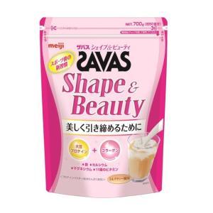 ◆ザバス シェイプ&ビューティ 50食分 700g