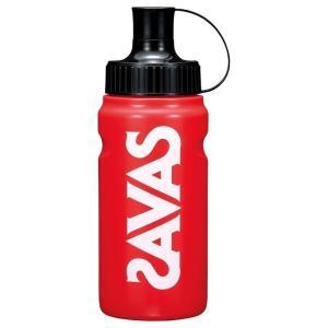 ボトルの素材がソフトで持ち運びやすい500mlサイズのスクイズボトルです。
