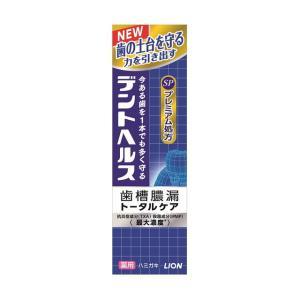 【医薬部外品】デントヘルス薬用ハミガキSP 90g|sundrugec