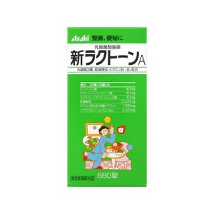 【指定医薬部外品】新ラクトーンA 660錠