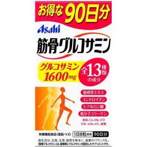 アサヒグループ食品 筋骨グルコサミン720粒(90日)|sundrugec
