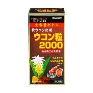 ウコン粒2000 300mgX900粒