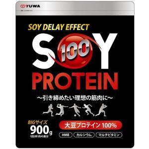 ◆ユーワ ソイプロテイン 900g
