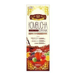 ◆ユーワ KOMBUCHA DRINK(コンブチャドリンク) 720ml ※発送まで11日以上 サンドラッグe-shop