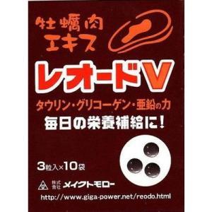 メイクトモロー レオードV  10包|sundrugec