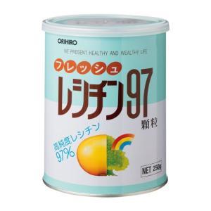 ◆オリヒロ フレッシュ レシチン97 250g|sundrugec
