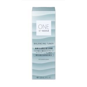【医薬部外品】コーセー ONE BY KOSE(ワンバイコーセー) バランシングチューナー 120ml|sundrugec