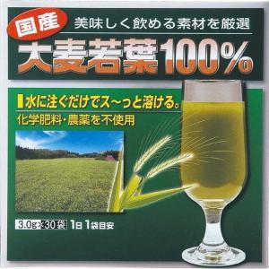 河村農園 国産大麦若葉100% 3.0G×30袋※発送までに7〜11日程お時間を頂きます。 sundrugec