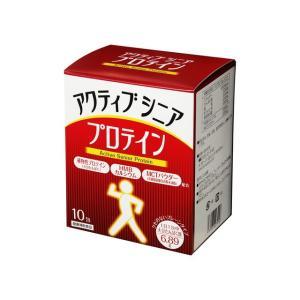 ◆コーワリミテッド アクティブシニアプロテイン 10g×10包※発送まで7〜11日程|sundrugec