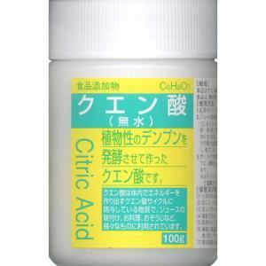大洋製薬クエン酸(食添)100G|sundrugec