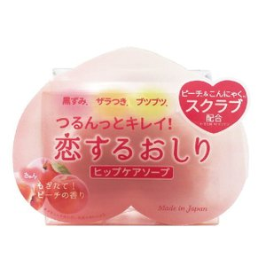ペリカン石鹸 恋するおしりヒップケアソープ 80g