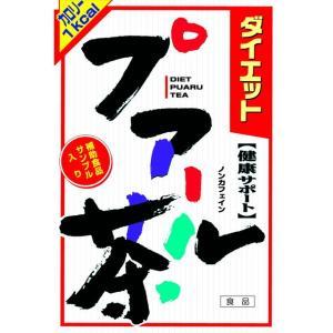 山本漢方 ダイエットプアール茶 8g  x 24包【2個セット】|sundrugec