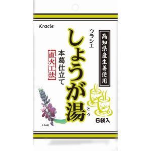 ◆クラシエ しょうが湯 12gX6袋|sundrugec