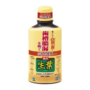 【医薬部外品】ひきしめ生葉液 330ml|サンドラッグe-shop