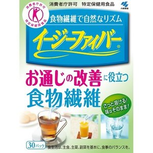 小林製薬特定保険用食品イージーファイバー30パック|sundrugec