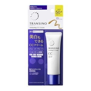 【医薬部部外品】トランシーノ 薬用ホワイトニングCCクリーム 30g ※発送まで7〜11日程