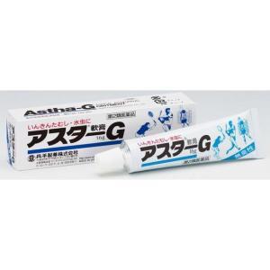 【第2類医薬品】アスターG軟膏 16G|sundrugec