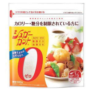 ◆浅田飴 シュガーカットゼロ顆粒 500g
