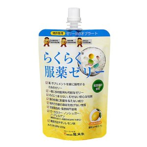 ◆らくらく服薬ゼリーチアパック 200g【5個セット】|サンドラッグe-shop