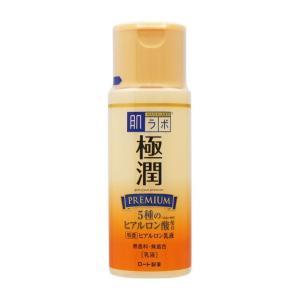 ロート製薬 肌ラボ 極潤プレミアム ヒアルロン酸 乳液 140mL