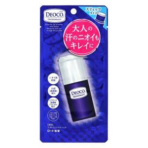 【医薬部外品】ロート製薬 デオコ 薬用デオドラントスティック 13g