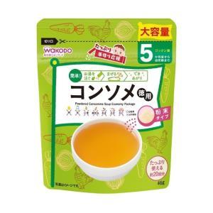 国産の野菜とチキンをじっくり煮込んでとったスープ(粉末)です。<br>赤ちゃんの味覚に配...