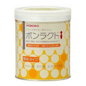 牛乳成分を使わず、大豆たんぱくを用いてつくられた育児用粉乳です。 ミルク嫌いやミルクがあわない赤ちゃ...