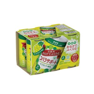 コバラサポート マスカット風味 185mL×6缶|sundrugec