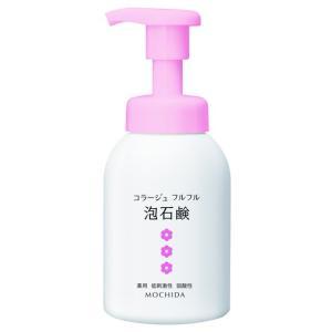 コラージュフルフル 泡石鹸 ピンク 300ml|sundrugec