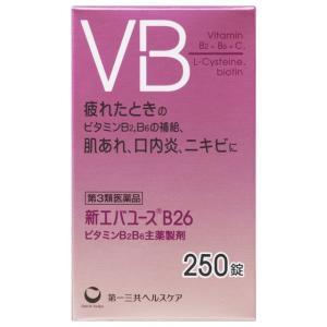【第3類医薬品】新エバユース B26 250錠...