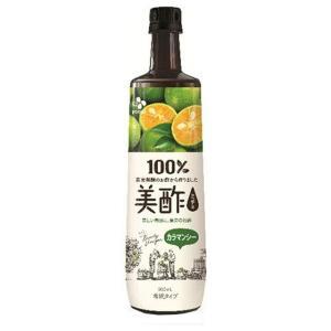 ◆CJジャパン 美酢(ミチョ) カラマンシー 900ml