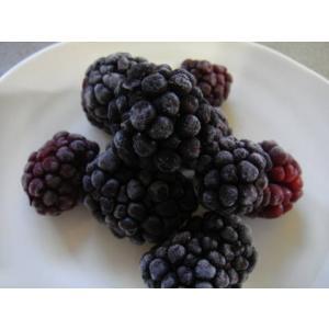 冷凍ブラックベリー(500g)|sunfarm