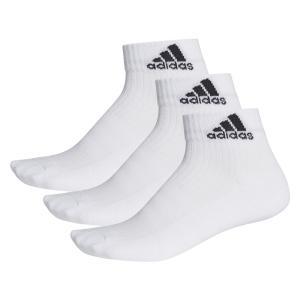 adidas AA2285 3Pソックス ホワイト バドミントン アディダス【取り寄せ】 sunfastsports