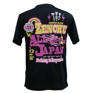 全国中学校総体 2014 四国ブロック 記念Tシャツ