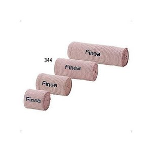 Finoa / フィノア サポーター エラスチックバンテージ 100MM 344 【12個セット】【お取り寄せ商品】 sunfastsports