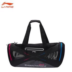 LI-NING ABJM114-4 トーナメントバッグ (ラケット9本対応) リーニン フ・ハイフン選手モデル sunfastsports