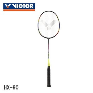 VICTOR / ビクター バドミントンラケット HYPERNANO X 90 ハイパーナノX90 HX-90 【ガット張り工賃無料】【お取り寄せ商品】|sunfastsports