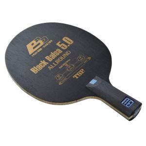 TSP 021253 卓球 ラケット ブラックバルサ5.0 CHN/BLACK BALSA 5.0 ...