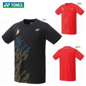 YONEX 16419 ドライTシャツ バドミントンウェア(ユニ/メンズ) ヨネックス 2019年春夏モデル【クリックポスト可/取り寄せ】